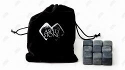 Камни для виски в мешочках