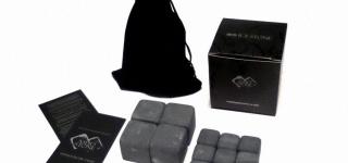 """5 подарочных наборов 2 и 3см камней """"eco ICE STONE 4+9"""" + мешок"""